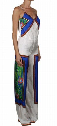 44 Print Fui Silk Jo 8 No Dress Ivory Jumpsuit qIFwIW01xB