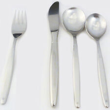 BASQUE by Dalia FLATWARE 4 Piece Place Setting NEW NEVER USED made in Spain