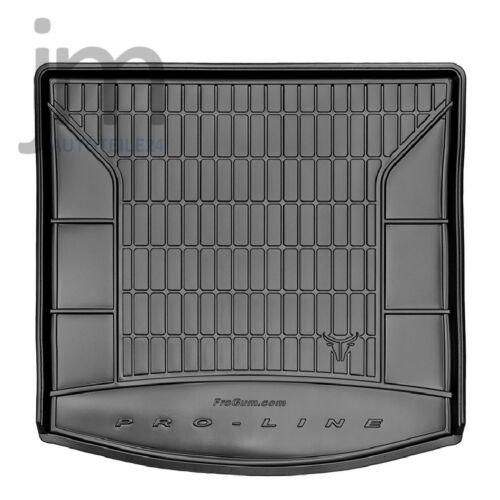 PREMIUM Kofferraumwanne Kofferraummatte für VW Touran II Minivan Bj 2010-2015