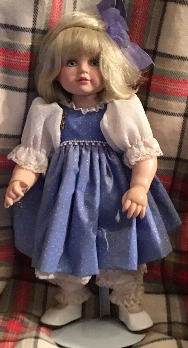 Marie Osmond da collezione LTD ED Bambola di porcellana  PEGGY  alta 19 pollici