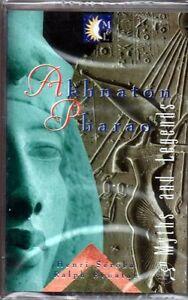 AKHNATON-PHARAO-MYTHS-AND-LEGENDS-EGYPT-MUSICASSETTA-NUOVA-SIGILLATA