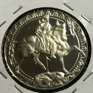 1981-BULGARIA-2-LEVA-PROOF-BRILLIANT-UNCIRCULATED-COIN