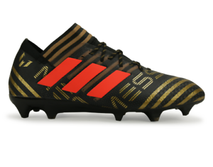 adidas-Men-039-s-Nemeziz-Messi-17-1-FG-Core-Black-Solar-Red-BB6351