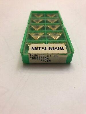 2 Mitsubishi TNMG 331 SA UE6005 Carbide Inserts