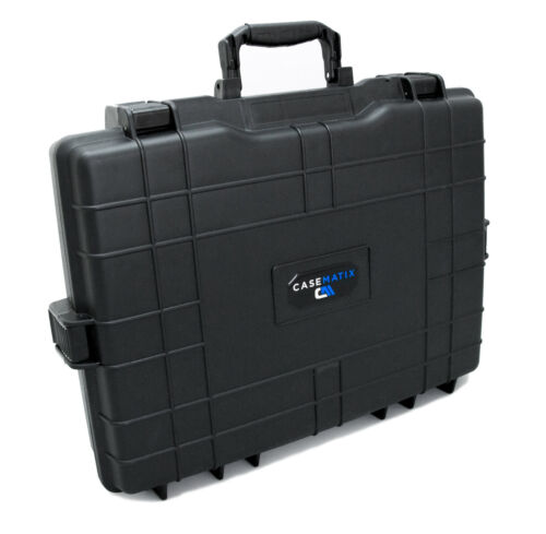 Synthesizer and Mixer Case fits Roland MC-707 Groovebox TR-8S Rhythm and More