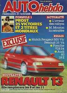 AUTO-HEBDO-n-546-du-29-Octobre-1986-PORSCHE-928S-R25-V6-505-V6