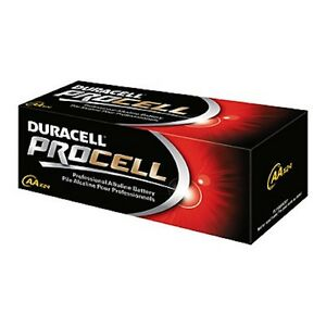 NEW-DURACELL-PROCELL-AA-ALKALINE-BATTERIES-SEVENTY-TWO-72-PER-BOX-EXP-IN-2020