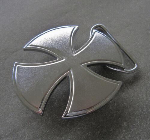 Gothic Kreuz Biker Mittelalter Gürtelschnalle Chopper Belt Buckle *061