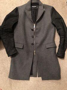 d6a12acb2 Détails sur Homme DSQUARED 2 Manteau taille 50- afficher le titre d'origine