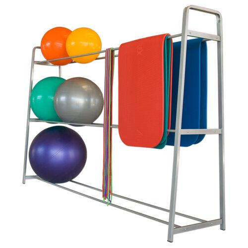 Scaffale palla in esclusiva base Modulo per 9-18 palline fino Ø   75 CM, 135x62x180 C