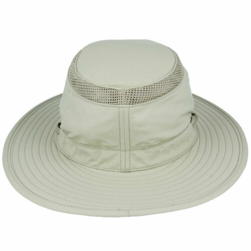Summer Packable Sun Bucket Hat Mesh in the Crown for Extra Breathability