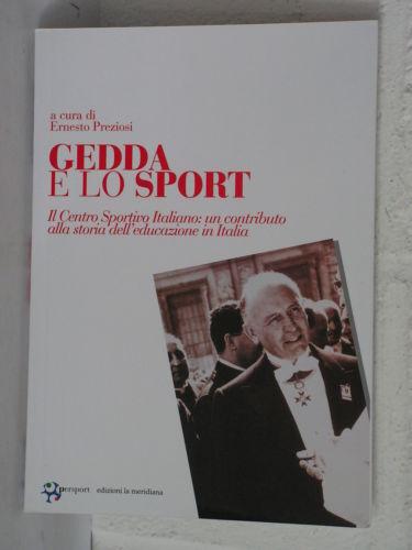 Gedda e lo sport - Ernesto Preziosi (cur.) - La Meridiana - 0630
