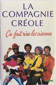 K7-TAPE-CASSETTE-LA-COMPAGNIE-CREOLE-CA-FAIT-RIRE-LES-OISEAUX-CA-382-76344