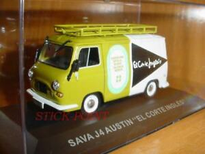 ESPANÃ CORREOS mail Ford Transit   approx scale 1//43 World Post cars