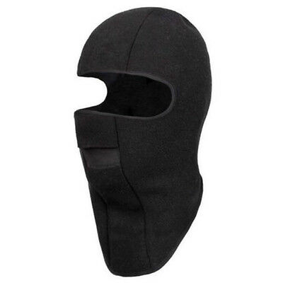 Unisex Motorcycle Thermal Fleece Hat Balaclava Winter Full Face Neck Mask Cover