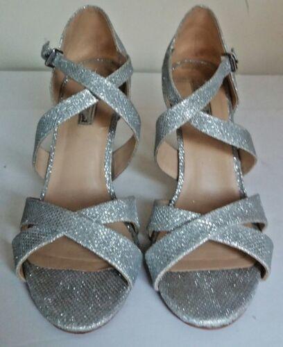 Party Glitter Size 5 Perkins Sandal Dorothy Silver OwRxtnqOC