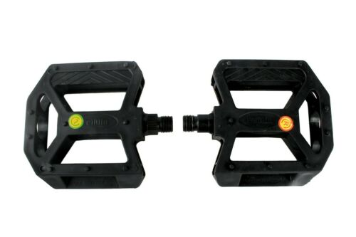 Feimin FP-850 Mountain MTB BMX Cycling Bike Platform Flat Pedals 1pair Black