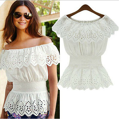 Fashion Women's Casual Loose Sleeveless Chiffon Vest Tank T Shirt Blouse Tops