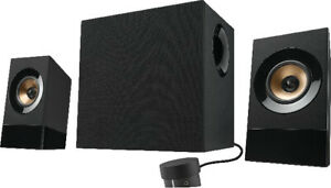 Details about Logitech Z9 Speaker System with Subwoofer 9-9