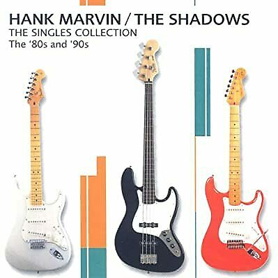 The Singles Collection 80s & 90s, Hank Marvin and the Shadows, Used; Good CD