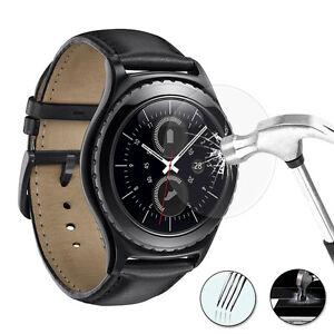 Lot-Pack-Film-Verre-Trempe-Protecteur-Samsung-Gear-S2-S2-classic-R720-R732