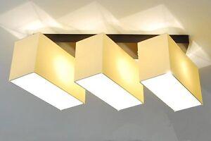 Designer Decken Leuchte Lampe Retro Deckenleuchten Schlaf Salon E27 ...