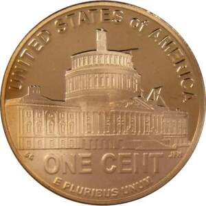 2009-S-Lincoln-Bicentennial-Cent-Presidency-Choice-Proof-Bronze-Penny-1c-Coin