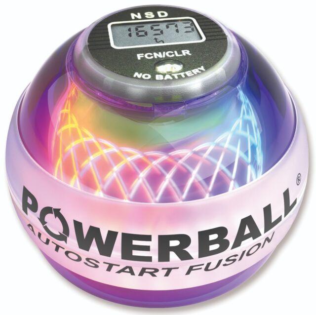 NSD Powerball 280Hz Indestructiball AutoStart Fusion Pro - PB688AMLC Power Ball