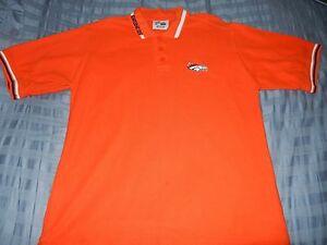 Denver Broncos Polo Golf Shirt Broncos