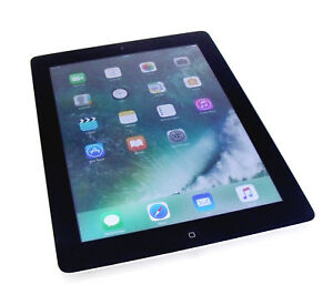 apple ipad 4 16 gb wifi retina md510fd a black. Black Bedroom Furniture Sets. Home Design Ideas
