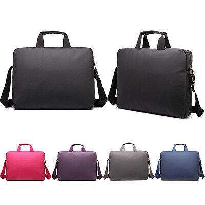 14 Widescreen Padded Laptop CP Bag Case Notebook Briefcase Tote Bag