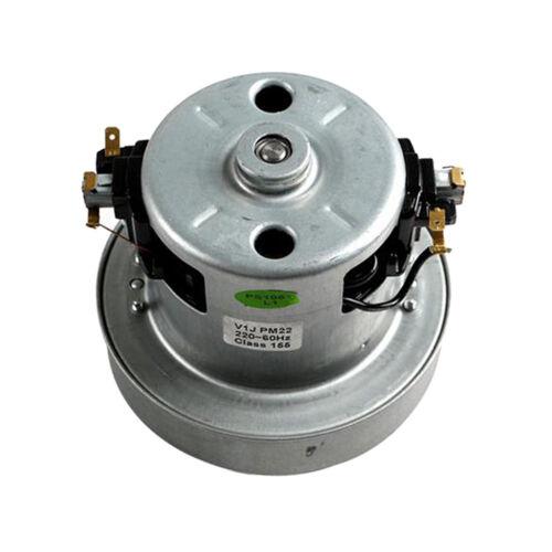Ersatz Saugmotor für die meisten Staubsauger 1200W 121mm Durchmesser