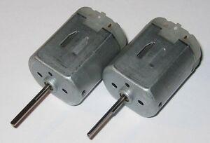 2X-FC-280-w-Long-D-Flat-Shaft-Car-Door-Lock-and-Mirror-Auto-Motor-FC280PC