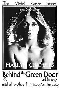 doors marilyn the green Behind