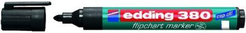 10 Stück Edding 380 flipchart-marker schwarz 1,5-3mm Flipchartmarker Stifte NEU
