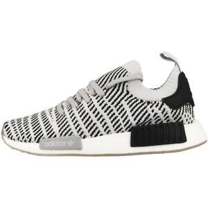 Details zu Adidas NMD_R1 STLT PK Primeknit Schuhe Herren Freizeit Sneaker grey two CQ2387