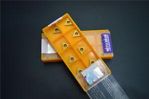 NEW 10pcs  TCMT110204 UE6020 TCMT 21.51 Carbird Inserts CNC blade