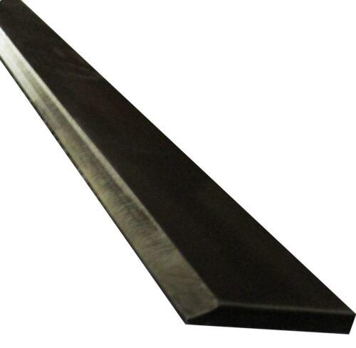 Messerschiene zum einschweißen T=6mm Hardox 450 Schneidenstahl