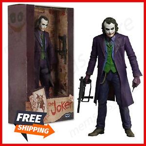 NECA-DC-Comics-Joker-Batman-Dark-Knight-Collectible-Action-PVC-Figure-in-box