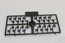 Siku 16 Stück am Gießast Aussenspiegel f. LKW Kran rechts links je 8 Stück 1:55