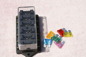 fuse box for 1997 plymouth breeze fuse box for atv motorcycle fuse box universal 6 fuses yamaha suzuki honda ...