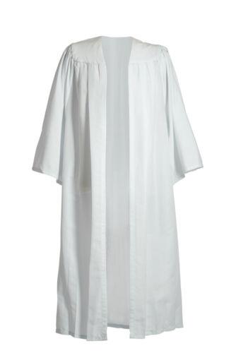 Choir Robe Gown Ladies Mens Priest Preachers Church Graduation