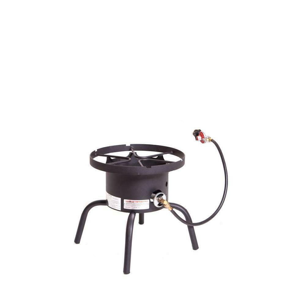 Camp  Chef Stove High-Pressure Single Burner Outdoor Compact Hose Removable Legs  first-class quality