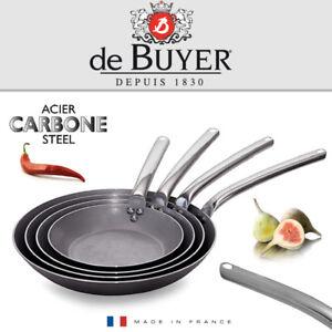 de-Buyer-Carbone-PLUS-Runde-Bratpfanne