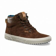 NEW VANS ERA HIKER MTE CA PIG SUEDE FLEECE BROWN CARAFE WOMENS 9 MENS 7.5 SHOES