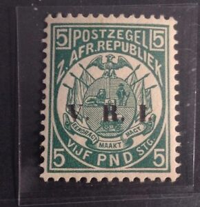 Transvaal #213 ZAR/ Transvaal British Colonies / Territories-South Africa