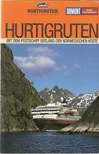 Hurtigruten DuMont Reisetaschenbuch Mit dem Postschiff Norwegische Küste