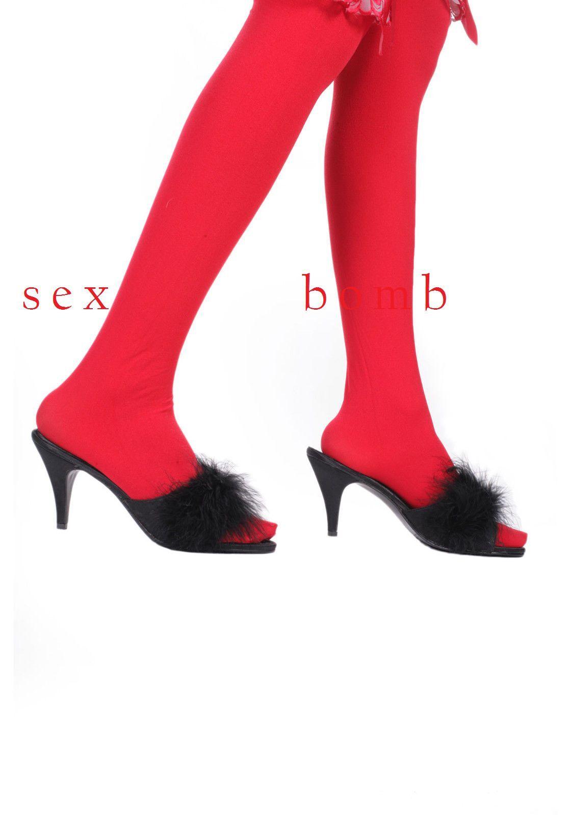 SEXY da marylin sabot Sandale neri da SEXY camera tacco 7,5 dal numero 35 al 46 GLAMOUR dbf679