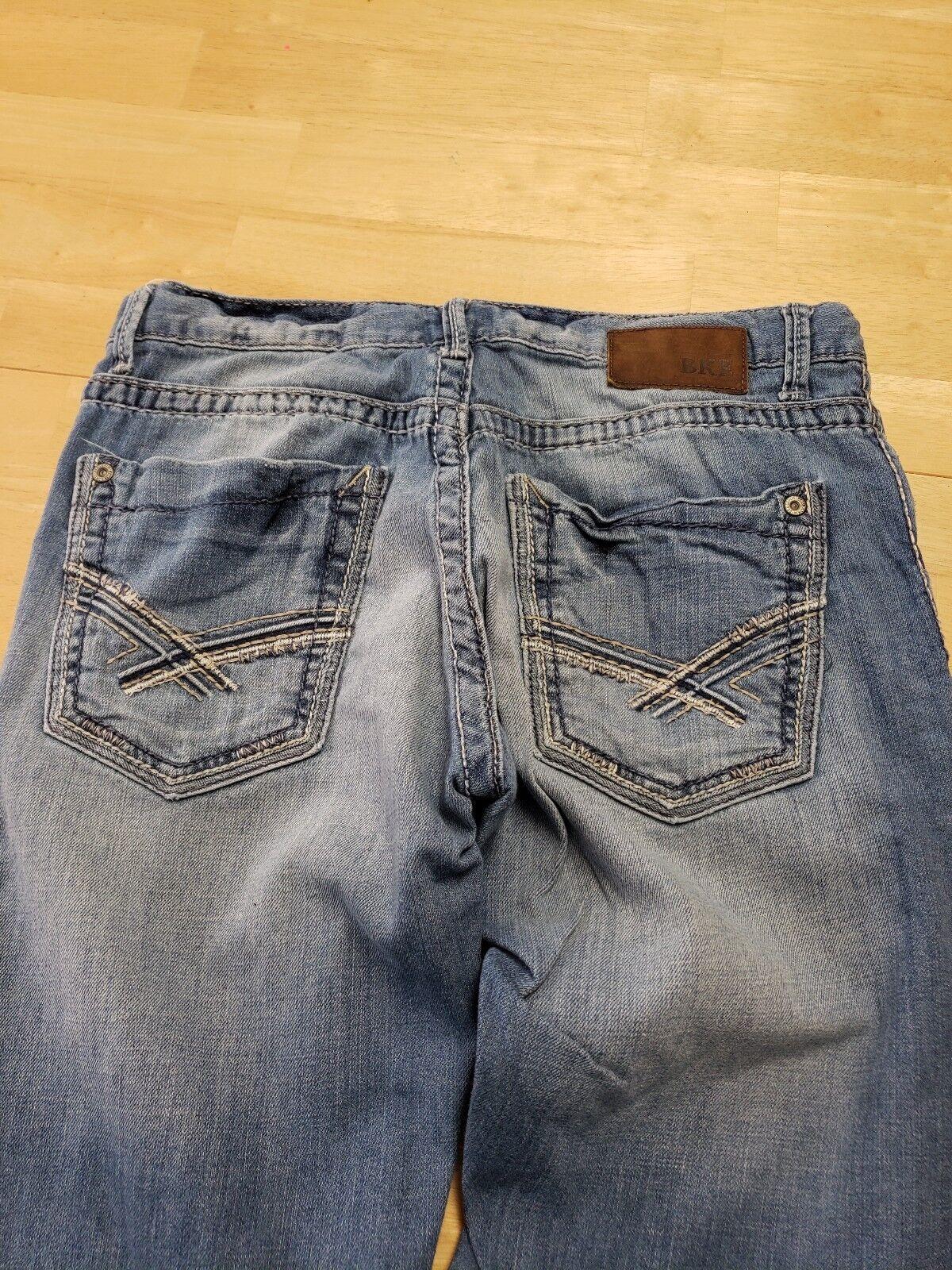 Mens BKE Carter Jeans 32 Long