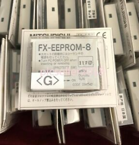 New in box Mitsubishi PLC Module Memory Card FX-EEPROM-8 One year warranty